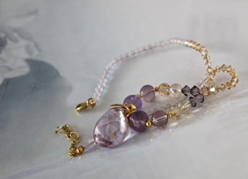 晶石灵水晶饰品加盟