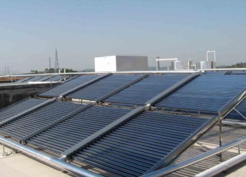 鑫華陽光太陽能熱水器