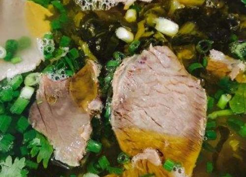 鲜师傅骨汤羊肉米粉加盟
