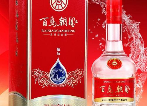 投资百鸟朝凤白酒