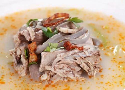 鲜师傅羊肉骨汤米粉