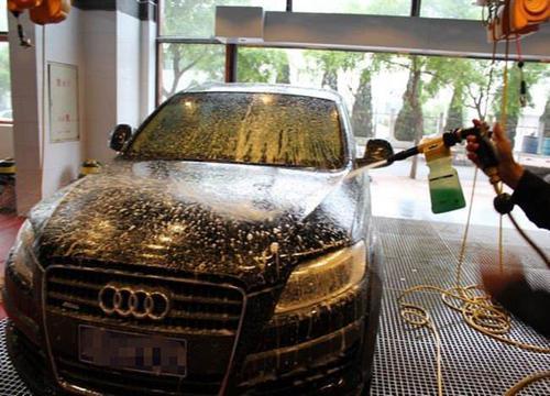 [周边洗车店]学校周边开洗车人家汽车保养加盟店好赚钱吗 有哪些营销手段