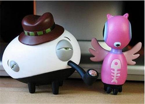 加盟稀奇古怪玩具