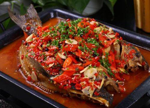 潞久特质 烤鱼