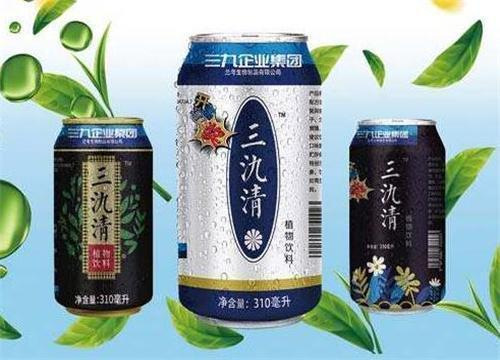 三氿清植物饮料