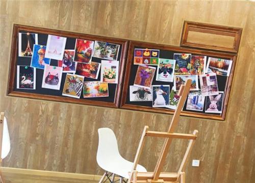 新艺代美术培训机构