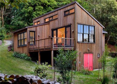 未来空间生态木屋