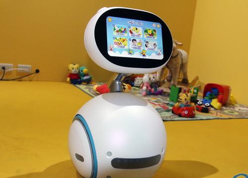 巧虎K12智能教育机器人