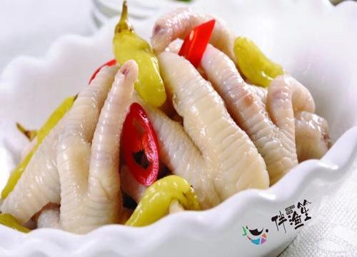伴渔笙香锅海鲜