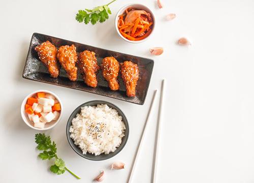 趣媸小食记韩式炸鸡