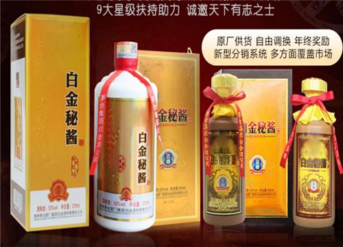 投资白酒行业前景大好 选择优质品牌更具竞争力