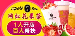致茶网红果茶 几平开业