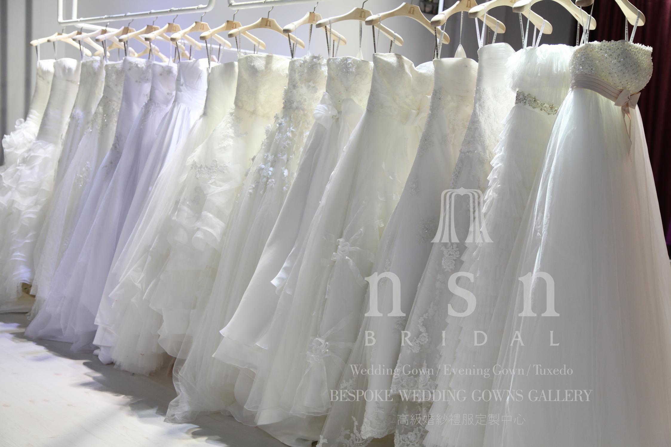 娜莎诺婚纱礼服