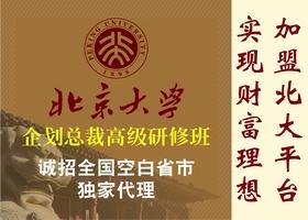 北京大学总裁研修班