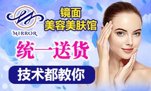 镜面皮肤管理 美容美肤 黄金商机