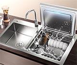 荣事达洗碗机 智能洗碗 空缺市场