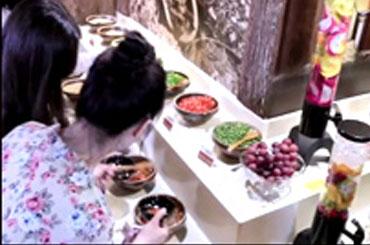 雅坐涮烤鍋王 養生火鍋 食客通吃
