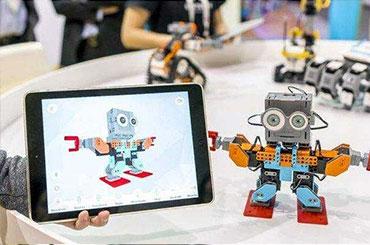 机器人教学 0经验加盟 办校快