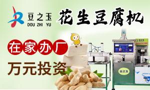 豆之玉花生豆腐机