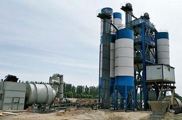 中邦干粉砂浆设备 协助建站