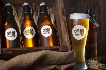 哈舅啤酒微醺馆 精酿啤酒 复合经营