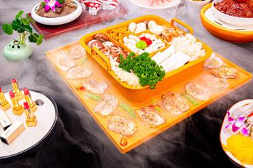 涮烤火锅 食材冷链配送  安全健康
