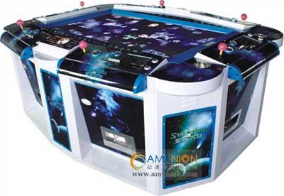 星际大战游戏机
