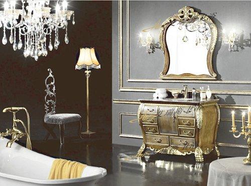 艾瑞斯卫浴-仿古浴室柜